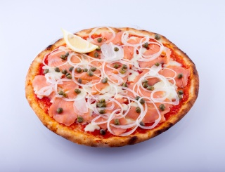 Pizza Norvegienne